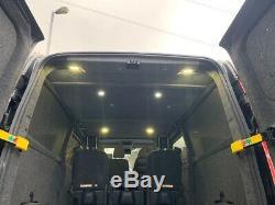 Ford Transit Custom limited crew van