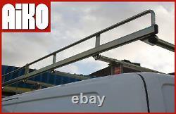 Ford Transit Custom roof rack 5 bar modular rack + rear roller SWB PTCX516