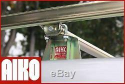 Ford Transit Custom roof rack 5 bar set + rear roller SWB TCX515