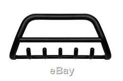 Ford Transit Tourneo Custom Black Axle Nudge A-bar, Bull Bar Guard 2013 Onward