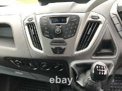 Ford Transit custom 2015 immaculate low milage cheap van 2.2 diesel manual swb