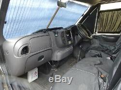 Ford Transit custom build day van camper