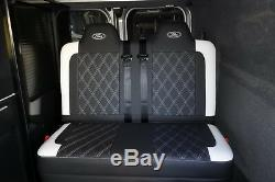 Ford Transit custom front seats (also matching rock and roll bed available)