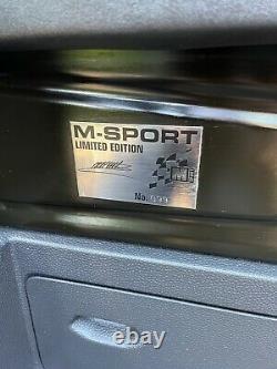 Ford transit 290 m sport 2016 motorsport custom crew van ms rt msrt