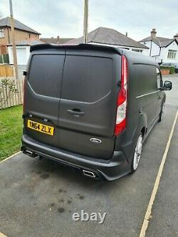 Ford transit connect custom