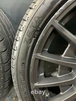 Ford transit custom 20 alloy wheels OZ Alloys M Sport Alloys