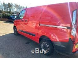 Ford transit custom 2014