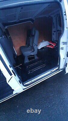 Ford transit custom 2014 crew cab no vat