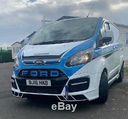 Ford transit custom 2016 m sport replica part x no vat
