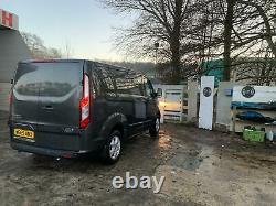 Ford transit custom 290 limited swb 155 bhp NO VAT