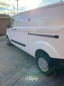 Ford transit custom 290 lwb trend 2014 NO VAT