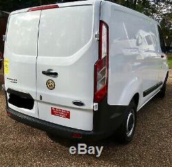 Ford transit custom Eco-Tech 270 2.2 TDCI EX COUNCIL NO VAT 43k
