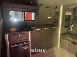 Ford transit custom camper lwb