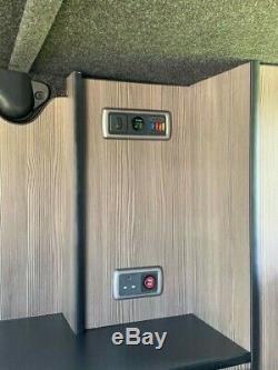 Ford transit custom campervan
