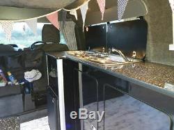 Ford transit custom campervan camper