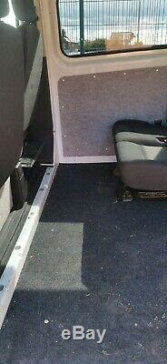 Ford transit custom crew cab