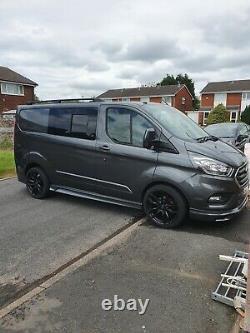 Ford transit custom crew cab 2018 £21500+VAT