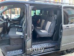Ford transit custom crew cab no vat