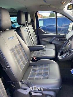 Ford transit custom crew cab no vat no vat