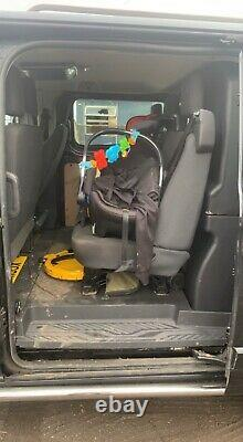 Ford transit custom crew van NO VAT
