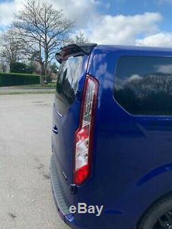 Ford transit custom crew van limited trend 185bhp
