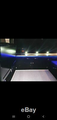 Ford transit custom day van/camper
