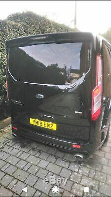 Ford transit custom genuine ms-rt msport 2.0l 320 No vat