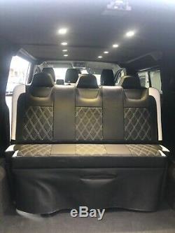 Ford transit custom limited, NO VAT, 180 bhp, day van/camper van. 6 seats/bed
