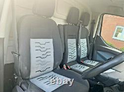 Ford transit custom limited swb van 2014 no vat