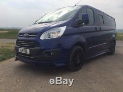 Ford transit custom lwb limited NO VAT 2015