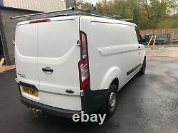 Ford transit custom lwb no vat
