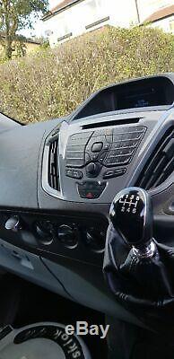 Ford transit custom sport 155 ps no vat rare van