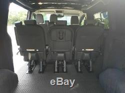 Ford transit custom sport 2013
