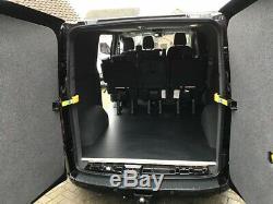 Ford transit custom sport crew cab