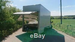 Ford transit lwb Luton box van, 2.4 Diesel, custom back, 6 Months MOT