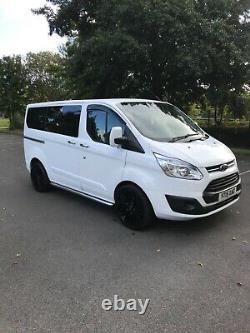 Ford transit tourneo custom minibus