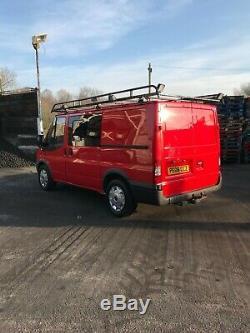 Ford transit van, crew van, custom, day van 85k