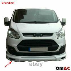 Für Ford Transit Tourneo Custom Unterfahrschutz Spoiler Rammschutz Vorne Lip