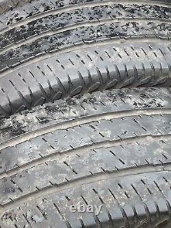 Genuine 16 Ford Transit Custom Limited Sport Alloy Wheels Commercial Tyres