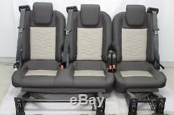 Genuine Ford Transit Custom Quick Release Second Row Seats/ T5 Transporter