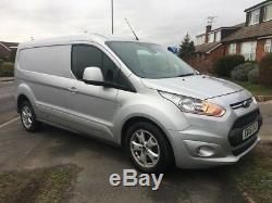 NO VAT! Ford transit custom connect 240 limited lwb