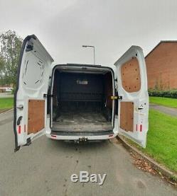No Vat Ford Transit Custom Crew 310 Limited