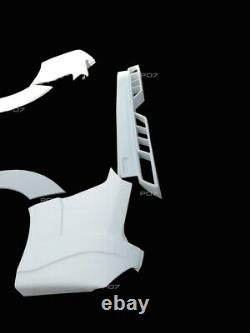 Passend für Ford Transit Custom Frontstoßstange Heckstoßstange Widebody Kit
