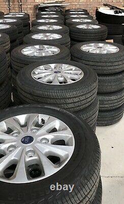 Single New Ford Transit Custom Sport Limited Alloy Wheels Alloys Wheels