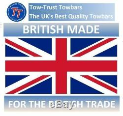 Towbar for Ford Transit Custom Van & Tourneo 2012 on Heavy Duty Tow-Trust TFD5