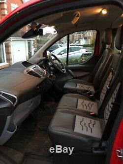Transit Custom Sport Crew Cab