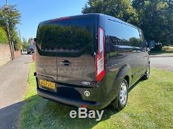 Transit custom limited 290 125bhp L1 H1 2014 No vat mega spec px sprinter xlwb