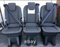 Transit custom rear van seats tourneo minibus transporter Vito Vivaro Crew DCIV