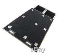 Universal Twin Drawer System With Full Width Cargo Slide For Vans & Pick-Ups