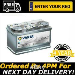 Varta F21 Silver Dynamic AGM Car Battery